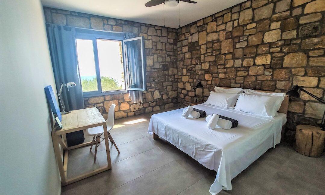 Beautiful villa Sithonia Halkidiki. Hill top Villa Halkidiki Greece for sale 19