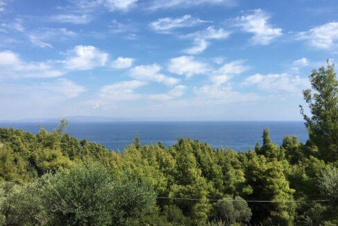Beautiful villa Sithonia Halkidiki. Hill top Villa Halkidiki Greece for sale 30