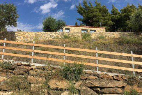 Beautiful villa Sithonia Halkidiki. Hill top Villa Halkidiki Greece for sale 5