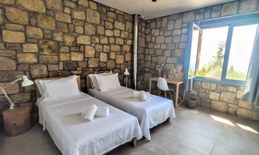 Beautiful villa Sithonia Halkidiki. Hill top Villa Halkidiki Greece for sale 8