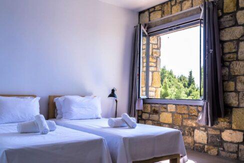 Beautiful villa Sithonia Halkidiki. Hill top Villa Halkidiki Greece for sale 9