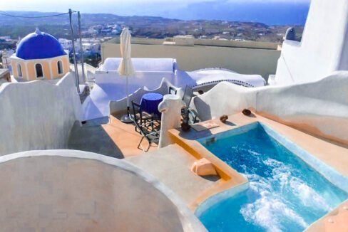 Cave Houses Fira Santrorini Greece. Santorini Cave Hosues for sale. Homes for Sale Santorini Island Greece