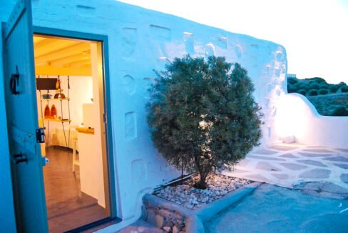 High aesthetic studios Syros Island Cyclades Greece for sale. Economy Houses Greek Islands