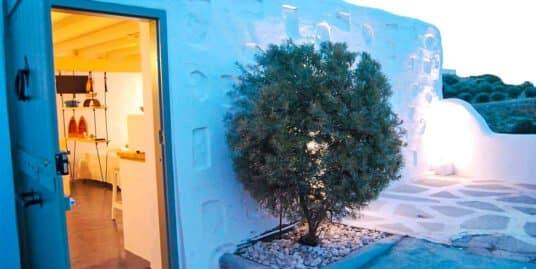 Two high aesthetic studios Syros Island Cyclades