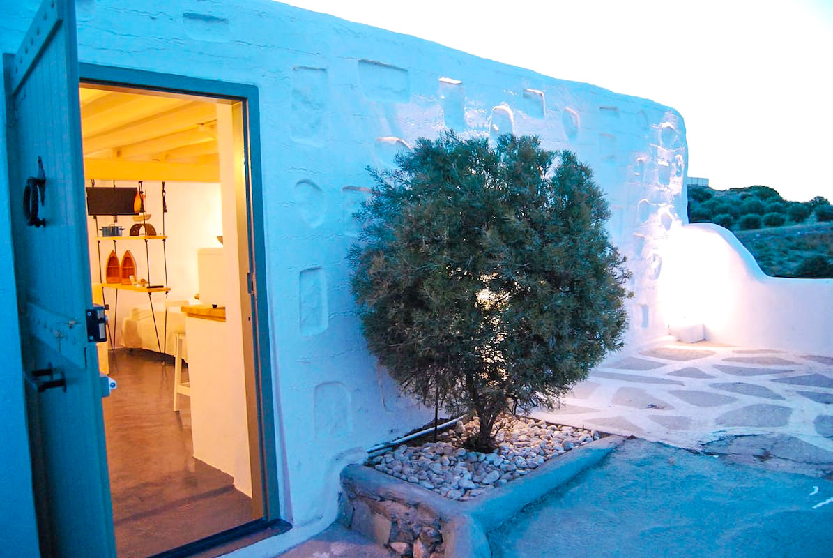 Two high aesthetic studios Syros Island Cyclades