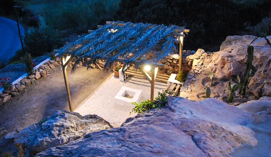 High aesthetic studios Syros Island Cyclades Greece for sale. Economy Houses Greek Islands 2