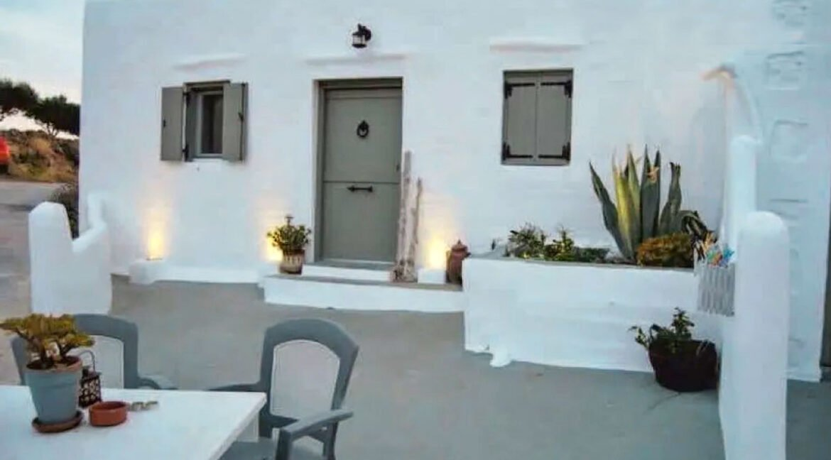 High aesthetic studios Syros Island Cyclades Greece for sale. Economy Houses Greek Islands 2