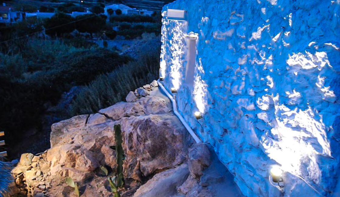 High aesthetic studios Syros Island Cyclades Greece for sale. Economy Houses Greek Islands 6