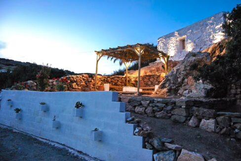 High aesthetic studios Syros Island Cyclades Greece for sale. Economy Houses Greek Islands 7