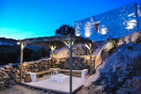 High aesthetic studios Syros Island Cyclades Greece for sale. Economy Houses Greek Islands 8