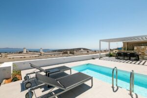 House with Pool in Paros Greece for sale. Properties Paros Greece