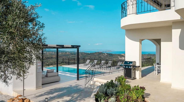 Luxury House Chania Crete Greece. Luxury Homes Crete island Greece, Villas for Sale Crete Greece 1