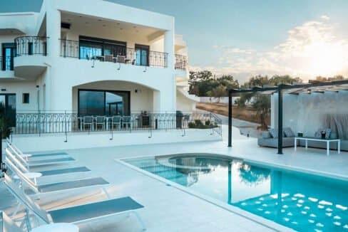 Luxury House Chania Crete Greece. Luxury Homes Crete island Greece, Villas for Sale Crete Greece 2