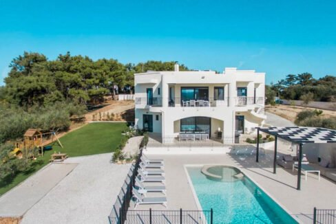 Luxury House Chania Crete Greece. Luxury Homes Crete island Greece, Villas for Sale Crete Greece