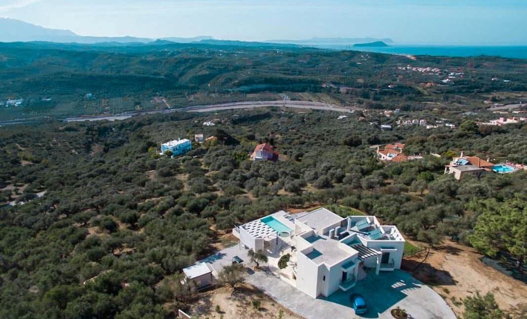 Luxury House Chania Crete Greece. Luxury Homes Crete island Greece, Villas for Sale Crete Greece 3