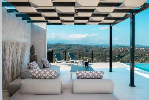 Luxury House Chania Crete Greece. Luxury Homes Crete island Greece, Villas for Sale Crete Greece 7