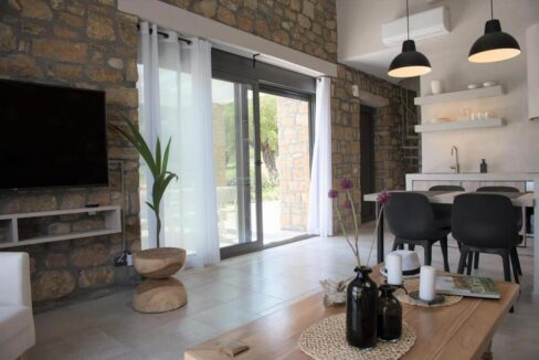 Luxury House Sithonia Chalkidiki, Halkidiki Villa for Sale in Vourvourou 15