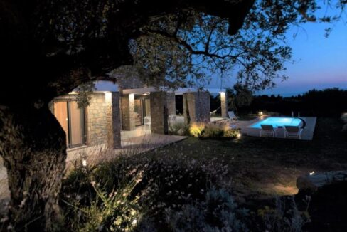 Luxury House Sithonia Chalkidiki, Halkidiki Villa for Sale in Vourvourou 20