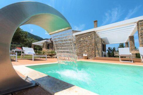 Luxury House Sithonia Chalkidiki, Halkidiki Villa for Sale in Vourvourou 26