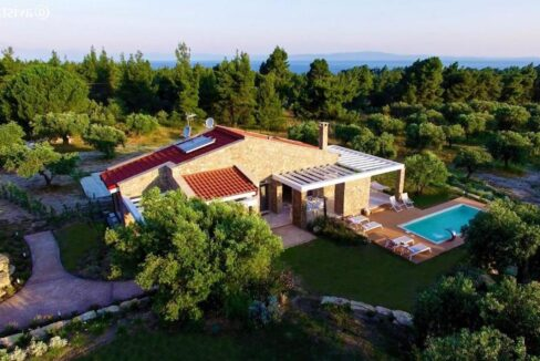 Luxury House Sithonia Chalkidiki, Halkidiki Villa for Sale in Vourvourou 5
