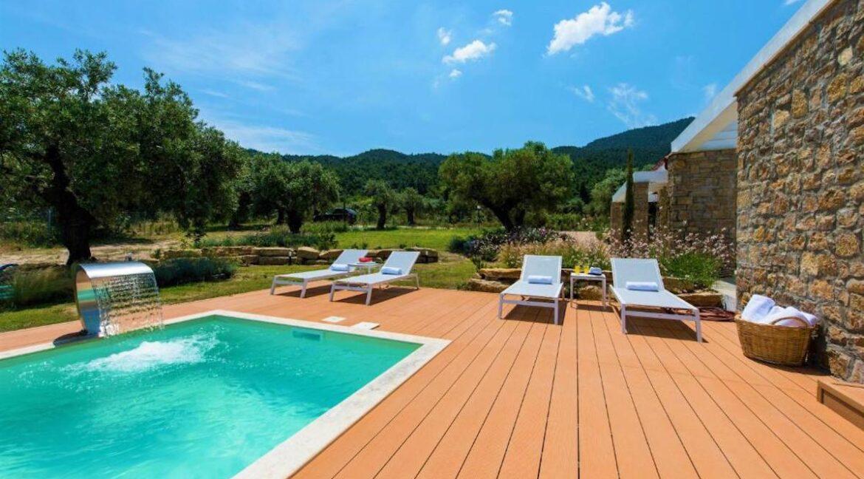 Luxury House Sithonia Chalkidiki, Halkidiki Villa for Sale in Vourvourou 6