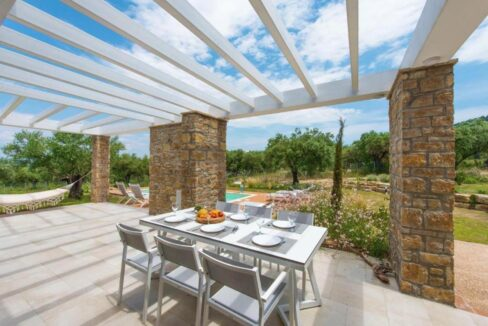 Luxury House Sithonia Chalkidiki, Halkidiki Villa for Sale in Vourvourou 7