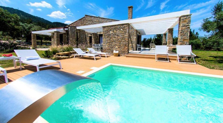 Luxury House Sithonia Chalkidiki, Halkidiki Villa for Sale in Vourvourou 8