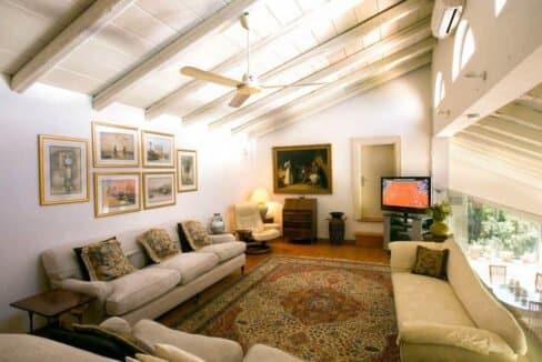 Luxury Seafront Villa in Corfu Greece for sale 12