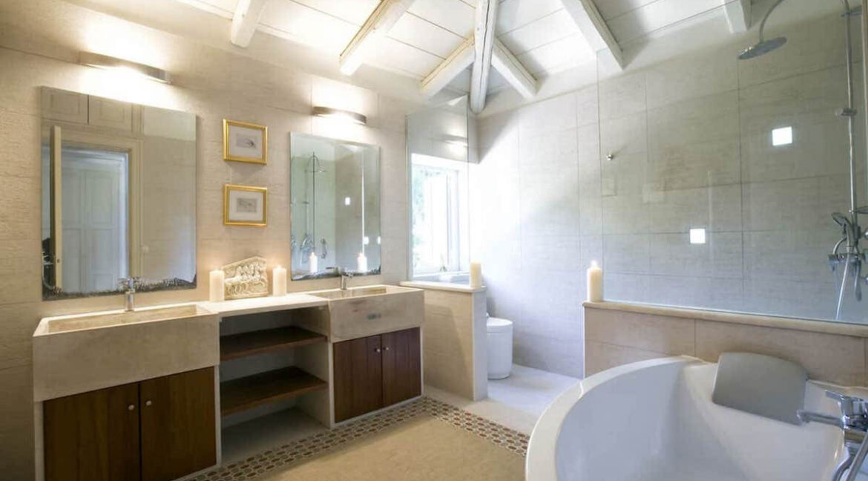 Luxury Seafront Villa in Corfu Greece for sale 17