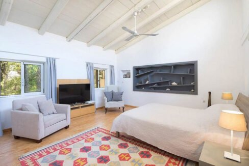 Luxury Seafront Villa in Corfu Greece for sale 19