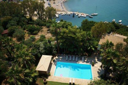 Luxury Seafront Villa in Corfu Greece for sale 2