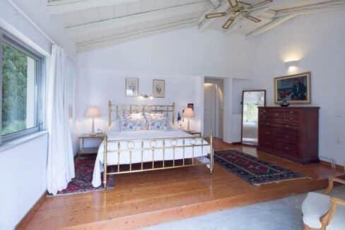 Luxury Seafront Villa in Corfu Greece for sale 21