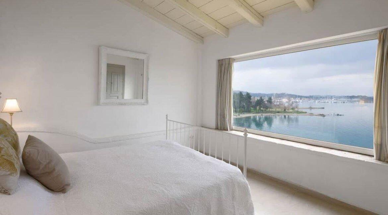 Luxury Seafront Villa in Corfu Greece for sale 24
