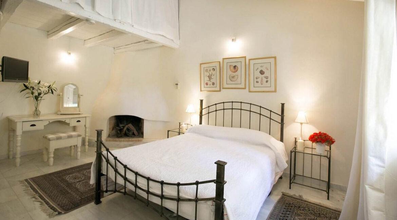 Luxury Seafront Villa in Corfu Greece for sale 27