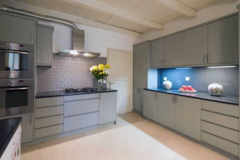 Luxury Seafront Villa in Corfu Greece for sale 31