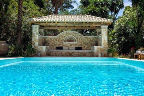 Luxury Seafront Villa in Corfu Greece for sale 35
