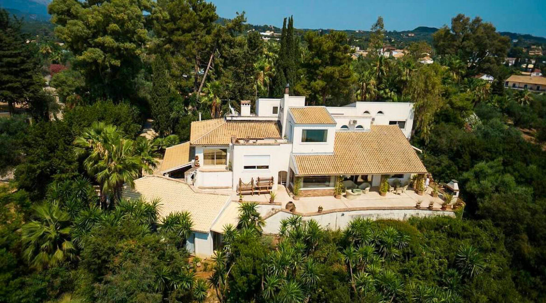 Luxury Seafront Villa in Corfu Greece for sale 38