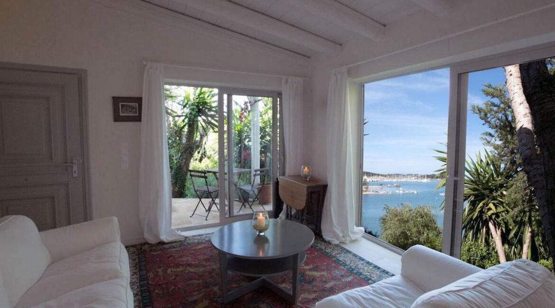 Luxury Seafront Villa in Corfu Greece for sale 4