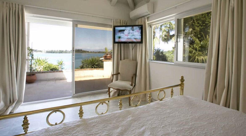 Luxury Seafront Villa in Corfu Greece for sale 7