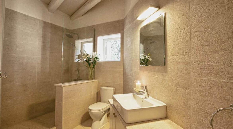 Luxury Seafront Villa in Corfu Greece for sale 9