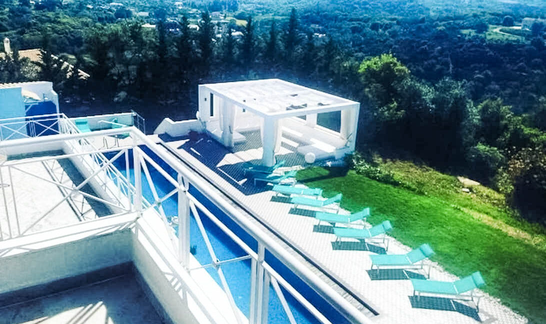 Luxury Villa for sale in Corfu Greece, Gouvia. Corfu Homes for Sale 17