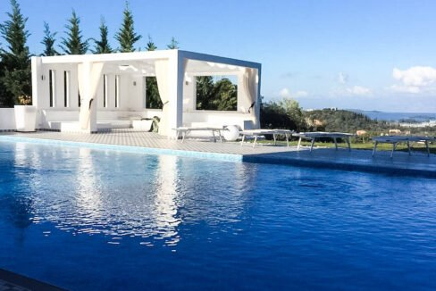 Luxury Villa for sale in Corfu Greece, Gouvia. Corfu Homes for Sale 19