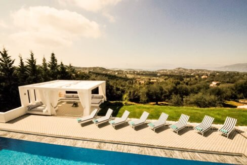 Luxury Villa for sale in Corfu Greece, Gouvia. Corfu Homes for Sale 20