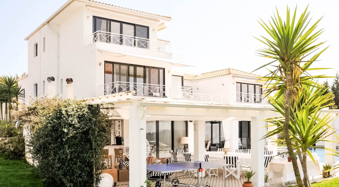 Luxury Villa for sale in Corfu Greece, Gouvia. Corfu Homes for Sale 3