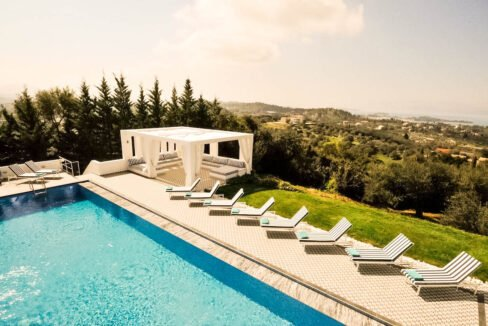 Luxury Villa for sale in Corfu Greece, Gouvia. Corfu Homes for Sale 4