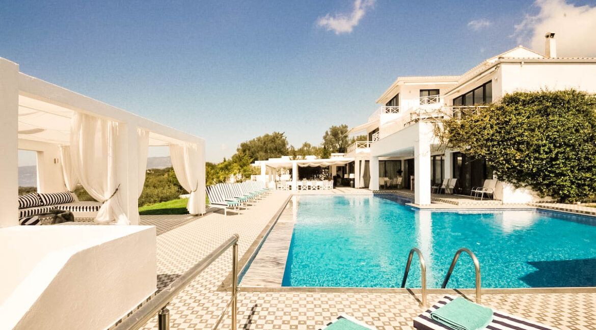 Luxury Villa for sale in Corfu Greece, Gouvia. Corfu Homes for Sale 6