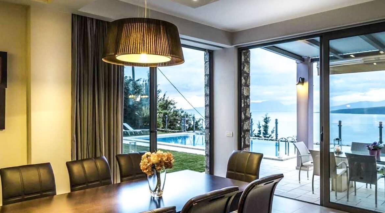 Luxury Villas in Lefkada Greece for sale, Hill Top Villa in Lefkada for Sale 11
