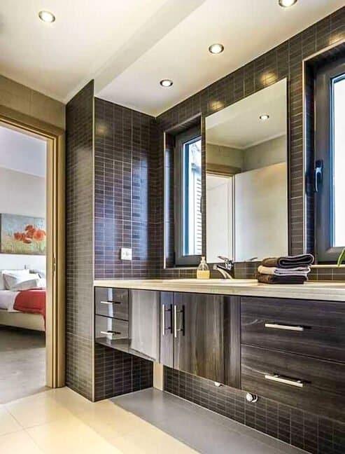 Luxury Villas in Lefkada Greece for sale, Hill Top Villa in Lefkada for Sale 13