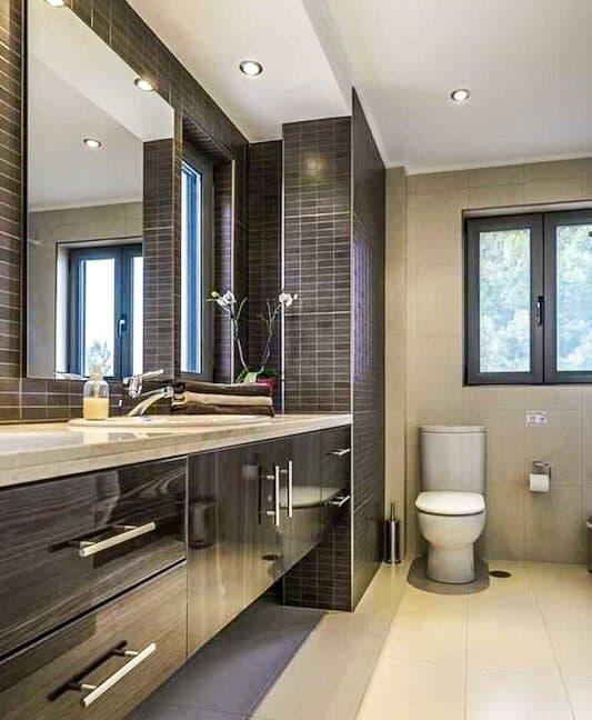 Luxury Villas in Lefkada Greece for sale, Hill Top Villa in Lefkada for Sale 14