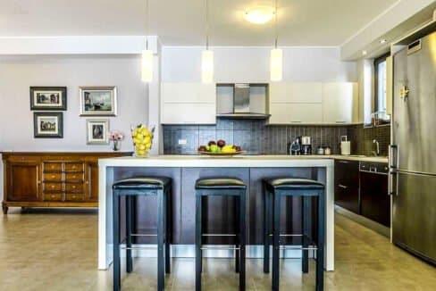 Luxury Villas in Lefkada Greece for sale, Hill Top Villa in Lefkada for Sale 16